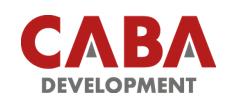 """""""CABA DEVELOPMENT"""" spółka z ograniczoną odpowiedzialnością sp.k."""